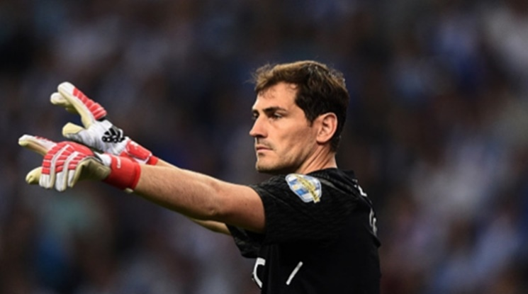 Касияс: Надявам се някой ден да се завърна в Реал Мадрид