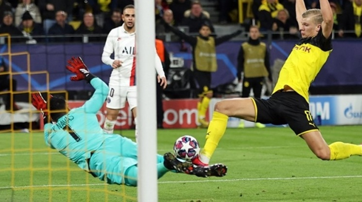 """""""Марка"""": Реал Мадрид активира клаузата на Холанд през лятото"""