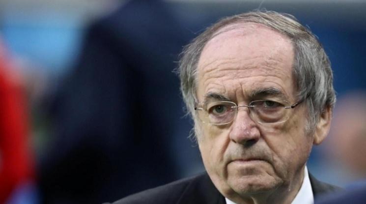 Ноел Льо Гре: Лига 1 и Лига 2 са завършени