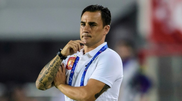 Канаваро: Работя усърдно, за да водя отбор като Реал