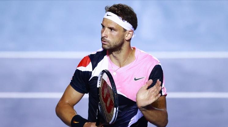Григор Димитров: Тенисът ми даде всичко