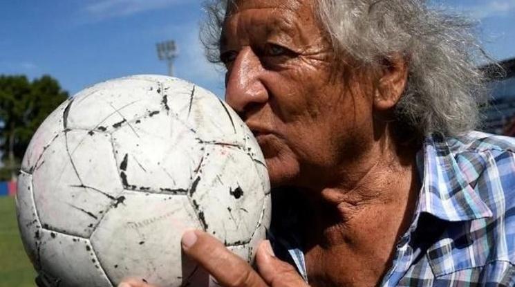 Отиде си една от легендите на аржентинския футбол