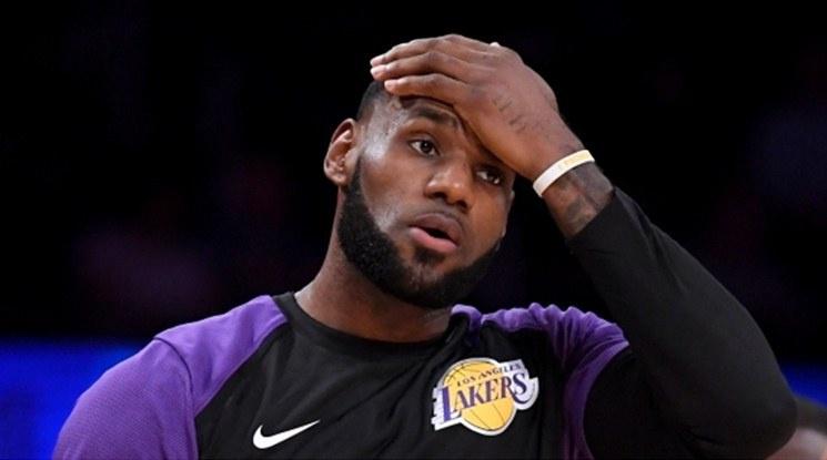 ЛеБрон с ясна позиция дали трябва да бъде подновен сезонът в НБА
