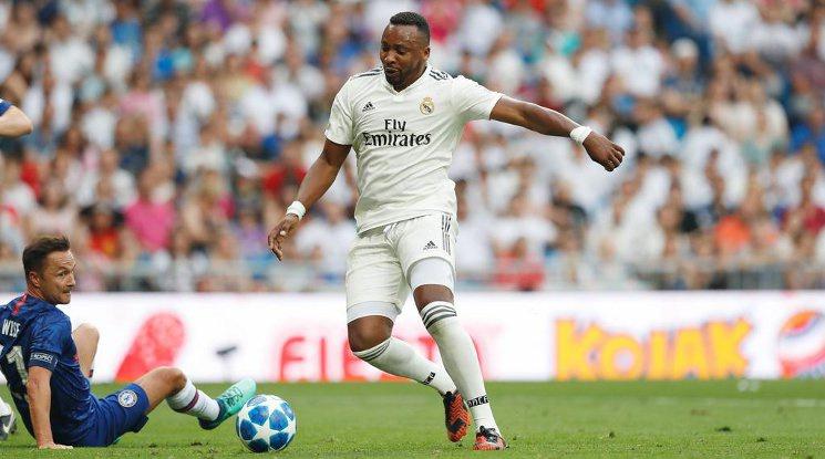 Бивш играч на Реал е задържан за трафик на наркотици