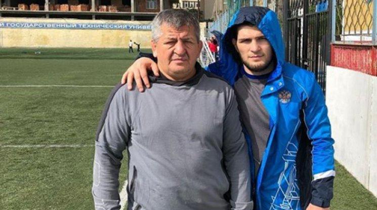 Бащата на Хабиб Нурмагомедов е в кома
