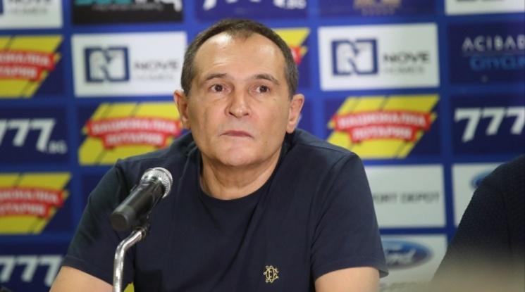 Божков: Утре ще стане ясно името на новия собственик на Левски