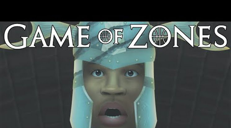 Финал на мини сериите Game of Zones