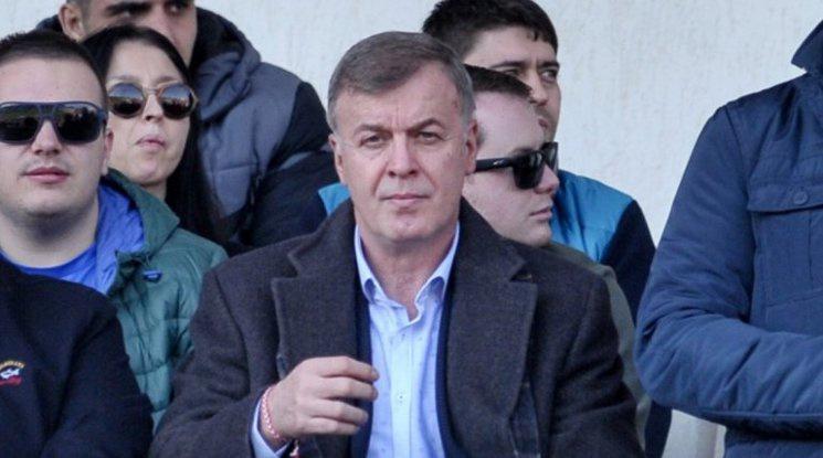 Сираков ще е новият собственик на Левски, ако Борисов даде съгласие