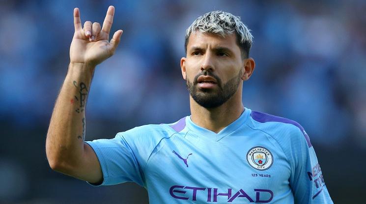 Агуеро няма да напуска Манчестър Сити