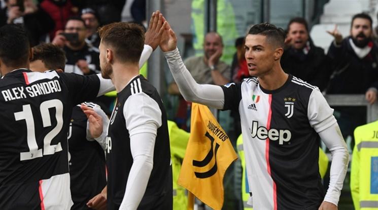 Определиха датите за рестарт на футбола в Италия