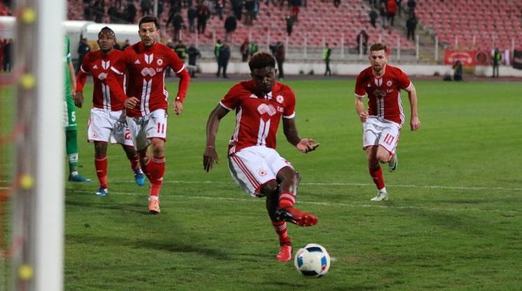 Бивш играч на ЦСКА пред трансфер в Англия