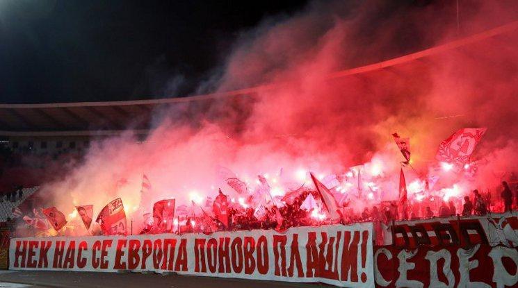 В Сърбия мачовете от първенството ще са с публика