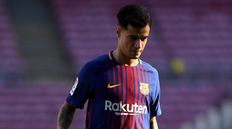 Барселона предложи Коутиньо на Тотнъм