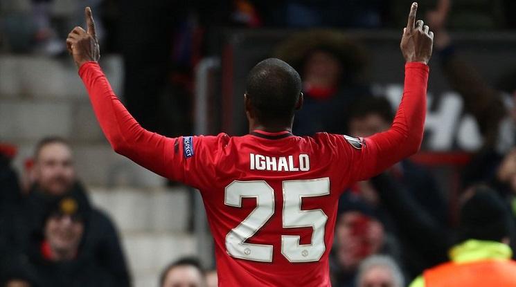 Игало остава в Юнайтед до януари 2021