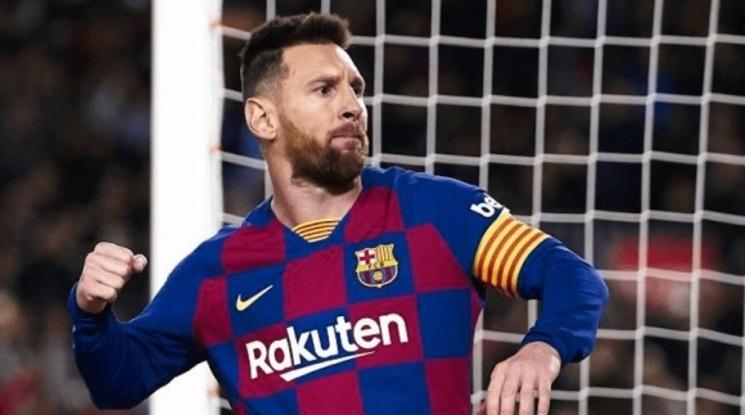 Меси остава в Барселона