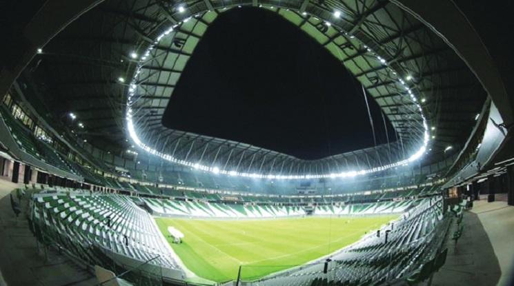 В Катар построиха третия стадион за Мондиал 2022