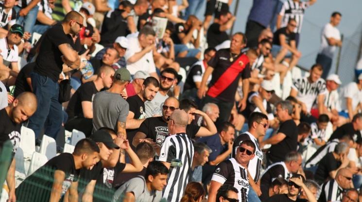 """""""Corriere dello Sport"""": България показа как може да има фенове по трибуните"""