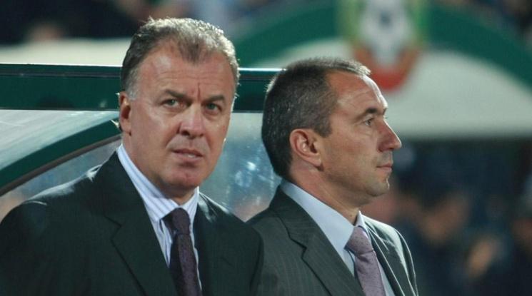 Станимир Стоилов с категорична позиция по въпроса дали ще поеме Левски