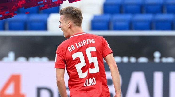 Два бързи гола бяха достатъчни на Лайпциг да победи Хофе (видео)