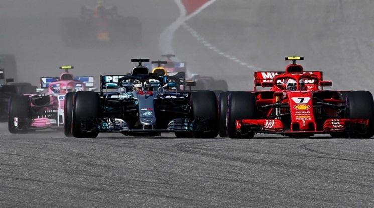 Формула 1 спира развитието на пит-стоп оборудването