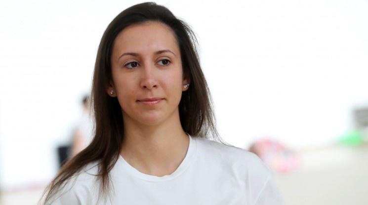 Катрин Велкова: Постиженията са важни, когато състезателките станат по-големи