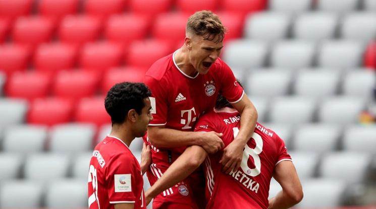 Байерн с рутинна победа срещу Фрайбург (видео)
