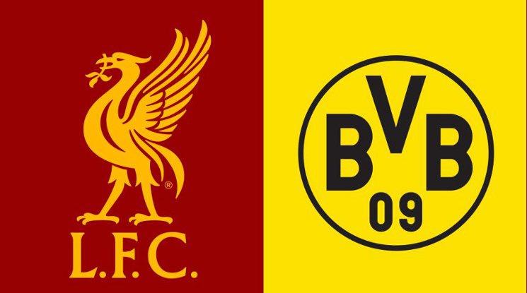 Борусия Дортмунд поздрави Ливърпул за титлата