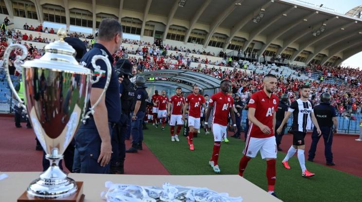 Рулетката на дузпите донесе втора поредна купа на Локо Пловдив  (видео)