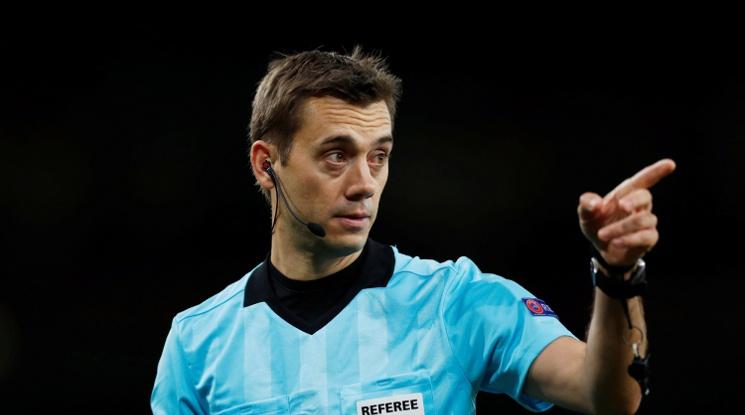 Клеман Тюрпен ще ръководи Левски - Славия