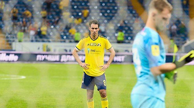 Попов се завърна в игра и донесе точка за Ростов (видео)
