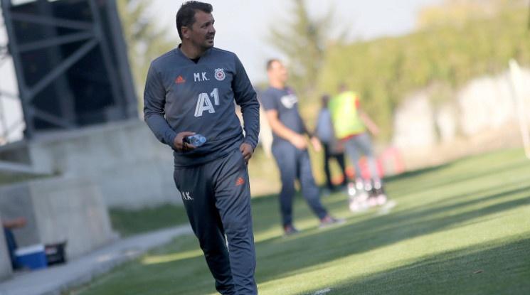 Потвърдено: Милош Крушчич напуска ЦСКА