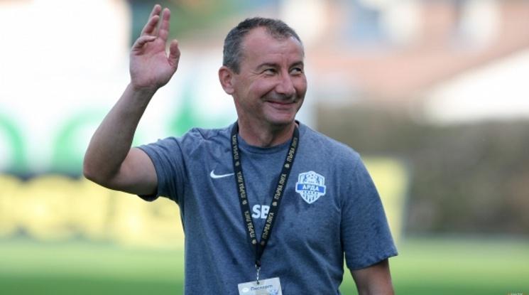 Официално: Стамен Белчев е новият треньор на ЦСКА
