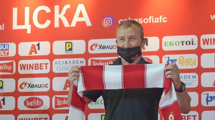 Белчев: Искам отборът да изглежда много по-добре