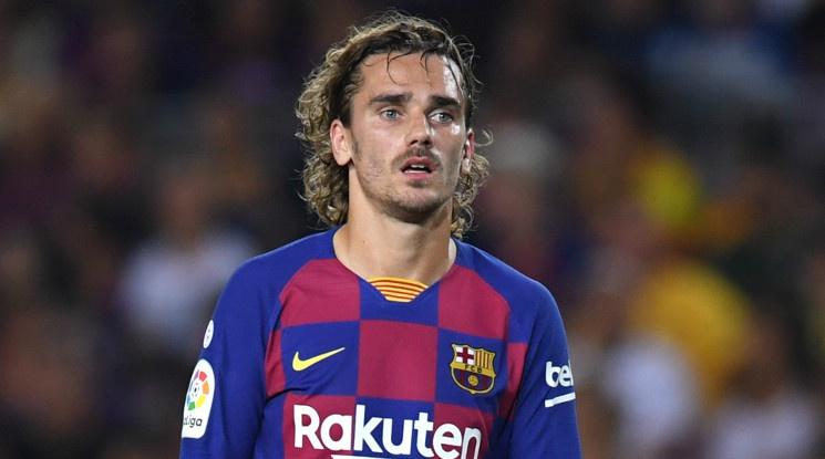 Бъдещето на Гризман не е свързано с Барселона