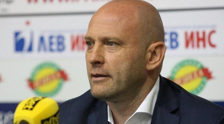 Тити Папазов: Трябва да намерим 5 млн. лева през юли, иначе Левски няма да оцелее