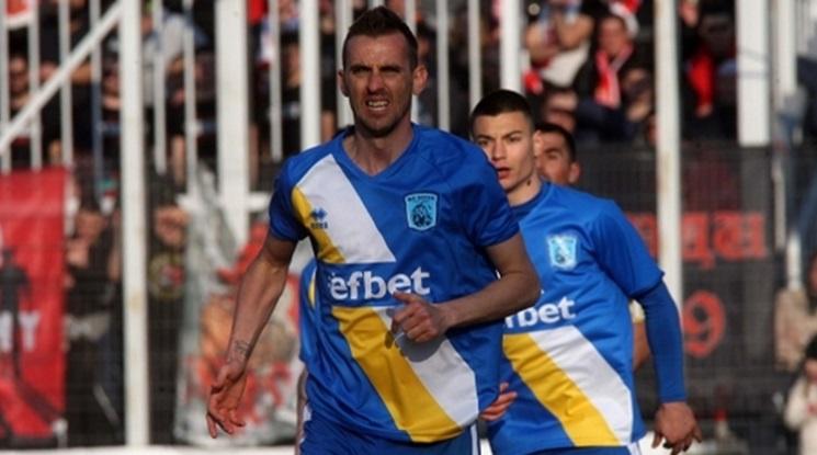Станаха ясни полуфиналните двойки в долната осмица на Първа лига