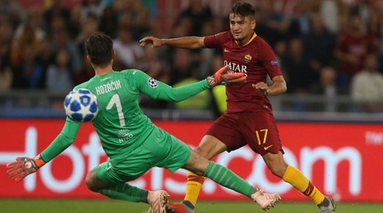 Рома иска повече пари от Наполи за турски национал