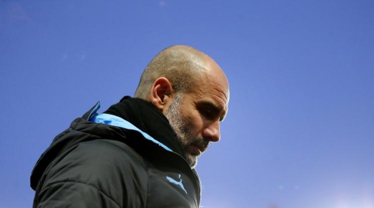 Пеп убеден, че Сити ще играе в Шампионската лига