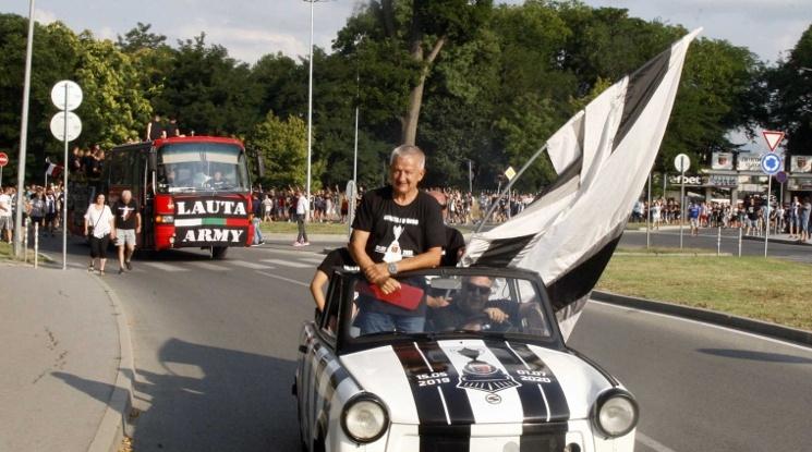 Крушарски: Настроението е пивко
