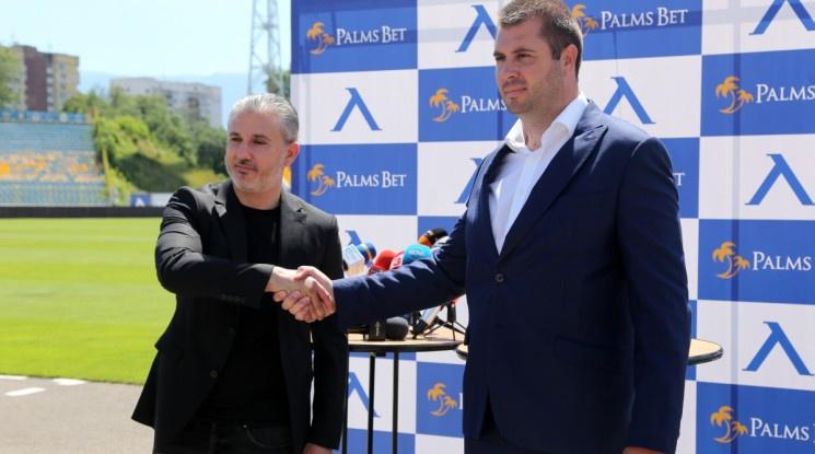 Павел Колев: Левски ще играе в Първа лига през сезон 2020/21