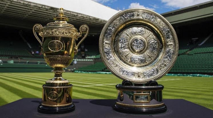 Уимбълдън изплаща парите от наградния фонд на 620 тенисисти