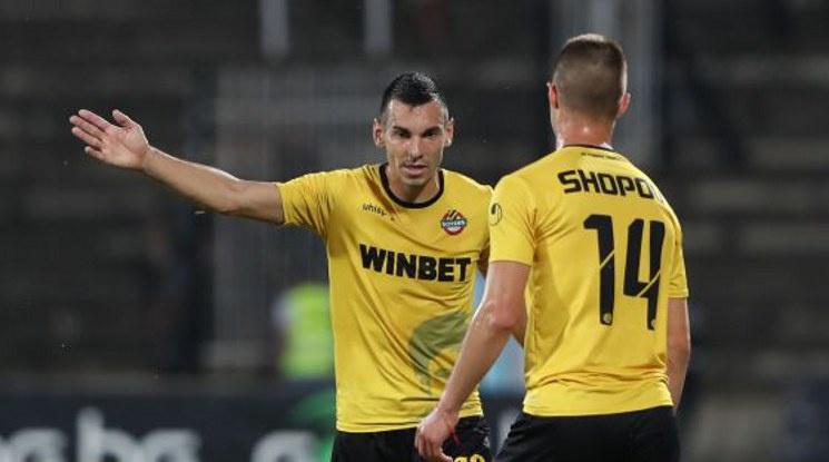 Ботев Пловдив се доближи до Лига Европа