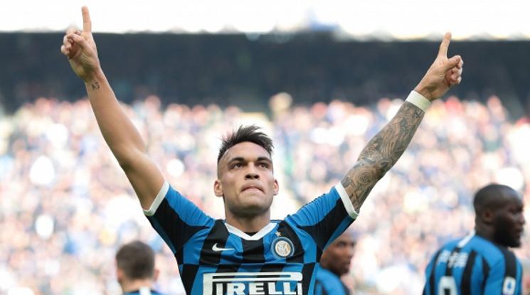 Интер излезе втори след успех над Торино (видео)