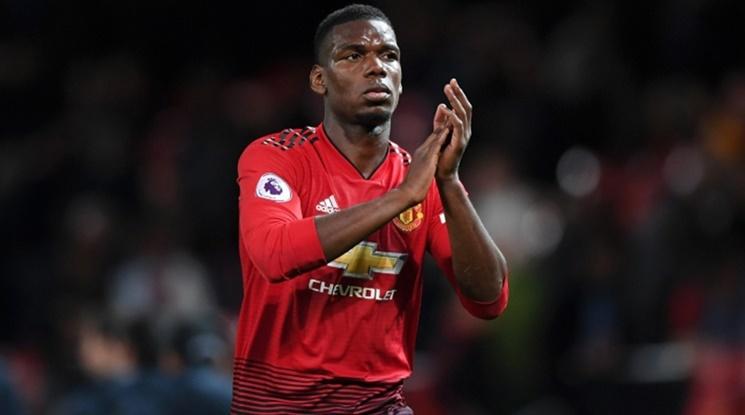Обрат: Погба иска да остане в Ман Юнайтед