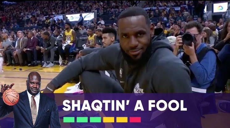 Shaqtin'a Fool (епизод 18)