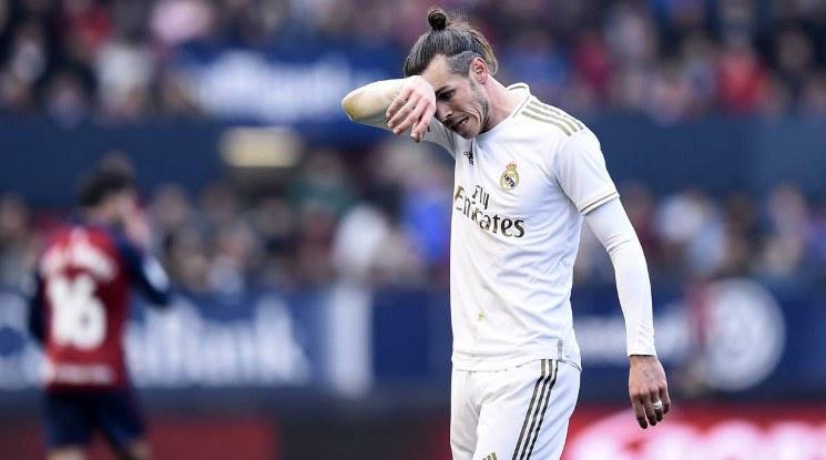 Зидан остави Бейл извън групата за последния мач на Реал
