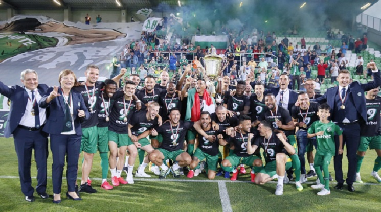 Лудогорец ще е поставен в първите 3 кръга за Шампионската лига