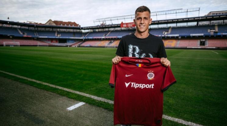 Росицки: Мартин е бърз футболист, който иска да вкарва голове