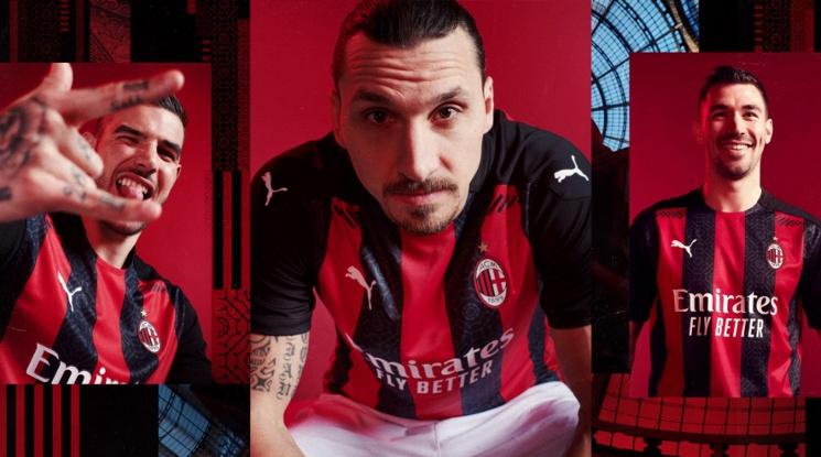 Небивал интерес към новата фланелка на Милан