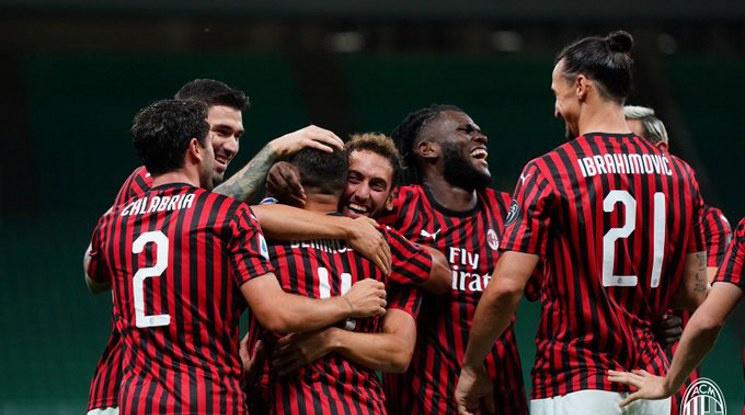 Милан с класика срещу Каляри (видео)